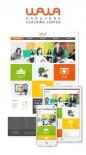 와와학습코칭센터 반응형 홈페이지 제작